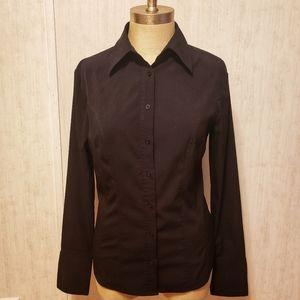 Express Stretch Button Down Shirt